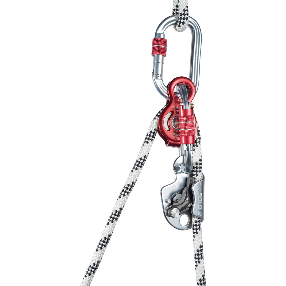 Small Pulleys : Camp sphinx small fixed pulley omniprogear