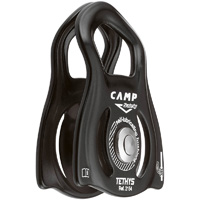 Camp Tethys Small Mobile Pulley Black