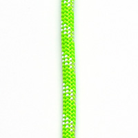 OPG static kernmantle rescue rapelling rope 11mm x 50feet Lime Green UL ANSI NFPA USA