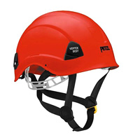 Petzl VERTEX BEST ANSI CSA helmet Red
