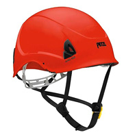 Petzl ALVEO BEST ANSI helmet Red