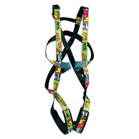 Children's Zipline and climbing harness for children under 30 kg