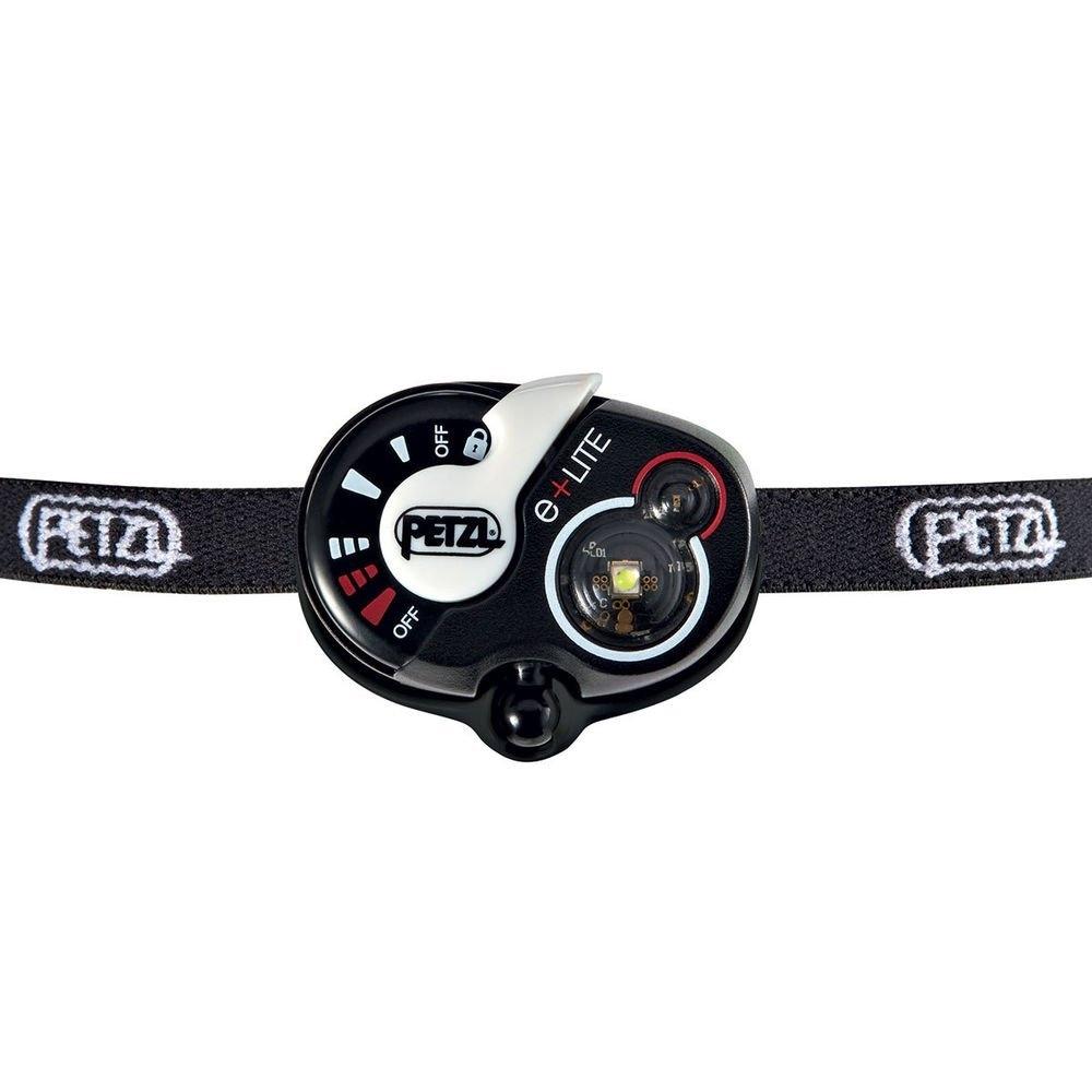 Petzl e+LITE waterproof headlamp 2017 :: OmniProGear.com