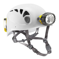 Petzl SPELIOS helmet with DUO headlamp size 1