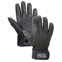 Petzl CORDEX belay/rap glove Black L