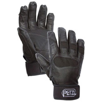 Petzl CORDEX+ belay/rap glove Black S