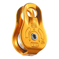 Petzl FIXE pulley Gold