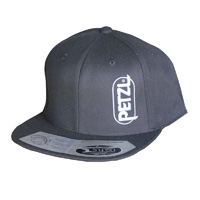 Petzl VERTICAL LOGO ball cap Black