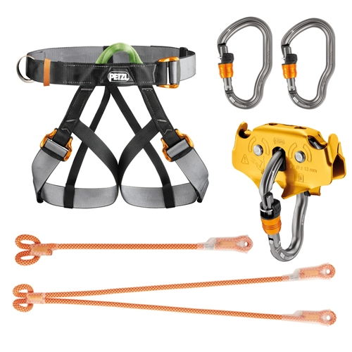 Zipline Harness Pro System Omniprogear Com