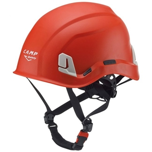 CAMP Ares ANSI Certified Red Helmet For Rescue and Rope Access