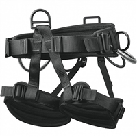 CAMP Liberty Climbing Harness - Small to Large - Black