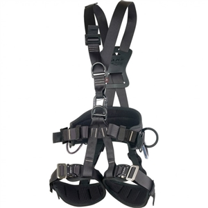 CAMP Golden Top Plus Harness - Large To XXL - Black