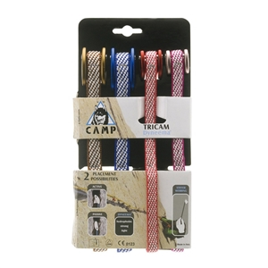 CAMP Dyneema Tri Cam Set (0.5-2.0)