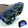 Snowline Mountaineering Boot Stud Snow Ice Spikes Chainsen Pro Large Blue