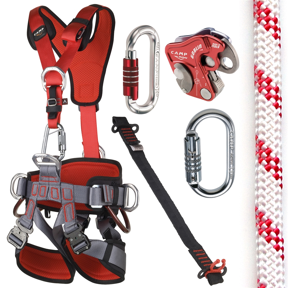 Gt ansi fullbody fall arrest kit with 150ft of rope camp gt ansi fullbody fall arrest kit with 150ft of rope 1betcityfo Choice Image