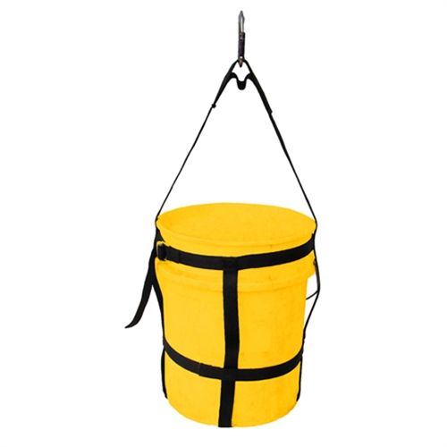 OmniProGear 5 Gallon Bucket Harness for Hauling Heavy Loads