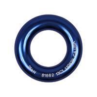 Small Rappelling Ring Blue