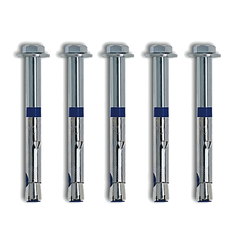 OPG Stainless Steel Sleeve Anchor - Set of 5