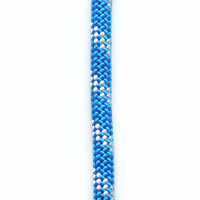 OPG static kernmantle rescue rapelling rope 11mm x 600feet high visibility Blue UL ANSI NFPA USA