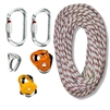 zRig Pro Rope Haul System 3to1 Mechanical Advantages with Progress Capture