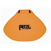 Petzl NAPE Neck Protector High-Visibility Neck Protector Orange 2019 PA0550F