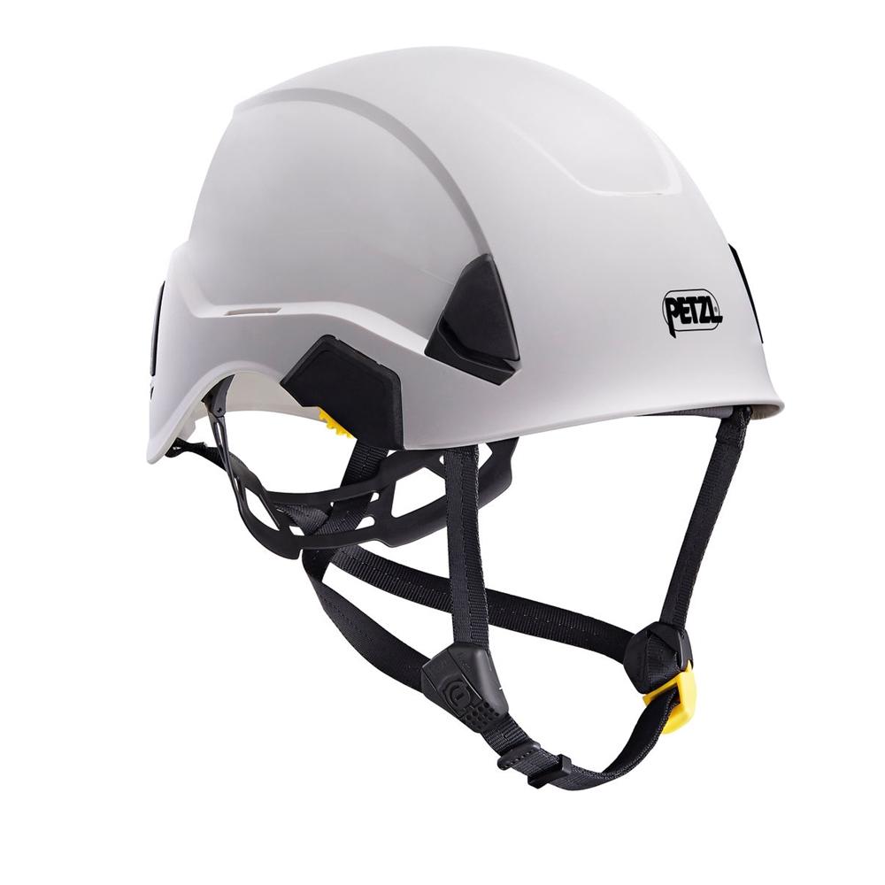 Petzl Strato Rope Access Rescue White Helmet ANSI OSHA