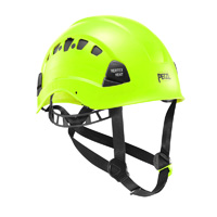 Petzl VERTEX VENT HI-VIZ helmet ANSI High-Visibility Yellow For climbing rope Access Rescue Climbing