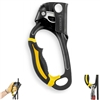 Petzl ASCENSION ascender Left Black & Yellow