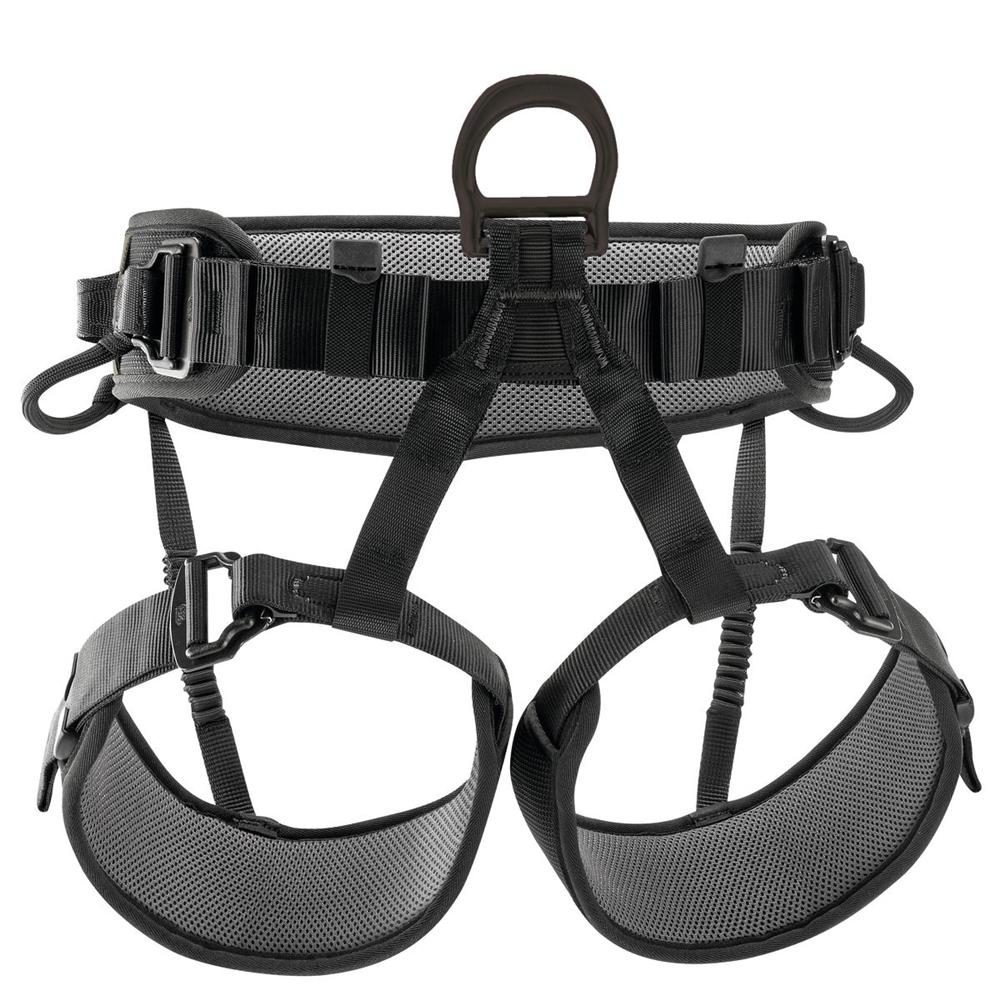 Petzl Falcon Rescue Black Tactical Harness size 1 2017