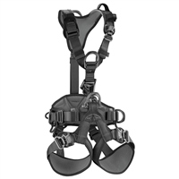 Petzl Black ASTRO BOD FAST Rope Acess Harness size 1 2019