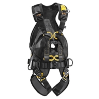 Petzl VOLT full body harness with OXAN TRIACT-LOCK Carabiner CSA Size 1