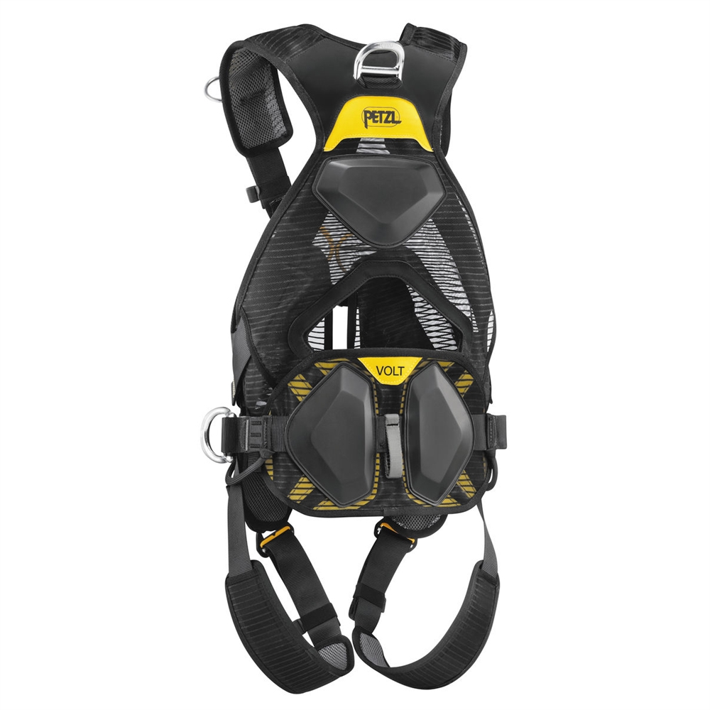 volt wind full body harness w back protection petzl. Black Bedroom Furniture Sets. Home Design Ideas