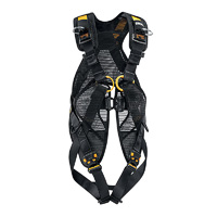 Petzl NEWTON EASYFIT full body harness with fast buckles and vest ANSI CSA Size 0