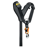 Petzl TOP CROLL chest harness