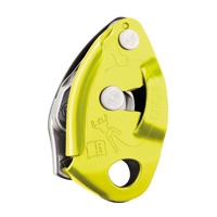 Petzl GRIGRI 2 belay device Yellow