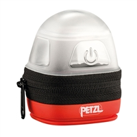 Petzl NOCTILIGHT protective carry case for compact lamps for use as a lantern