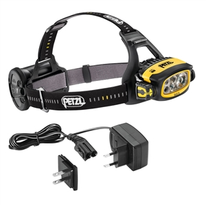 Petzl DUO S Waterproof Rechargeable Headlamp 1100 lumens with face2face technology