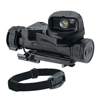 Petzl STRIX VL tactical headlamp  black