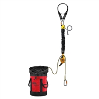 Petzl JAG RESCUE KIT contained hauling and evacuation kit 120m 2019
