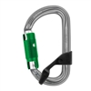 Petzl AMD PIN-LOCK carabiner with CAPTIV