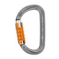 Petzl AM'D H-frame TRIACT LOCKING carabiner