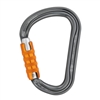 Petzl WILLIAM H-frame TRIACT LOCKING carabiner
