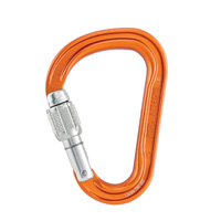 Petzl ATTACHE 3D SCREWLOCK carabiner