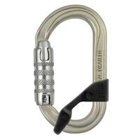 Petzl OXAN TRIACT LOCK Steel H-Frame with Captiv Carabiner 2017