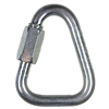 Petzl Screw link tri 10mm aluminum