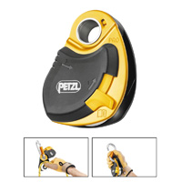 Petzl PRO drop proof pullley