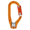 Petzl ROLLCLIP pulley carabiner TRIACT-LOCK
