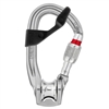 Petzl ROLLCLIP Z H-frame pulley carabiner SCREW-LOCK