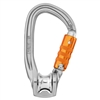 Petzl ROLLCLIP Z H-frame pulley carabiner TRIACT-LOCK