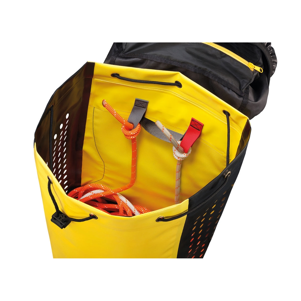 Petzl Alcanadre Canyoning Bag Pack 45 Liter Yellow